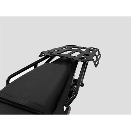 ZIEGER Gepäckbrücke Honda CRF 1100 L Africa Twin BJ 2020-21 schwarz