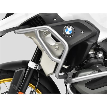 ZIEGER Sturzbügel Verkleidung BMW R 1250 GS BJ 2019-21 silber
