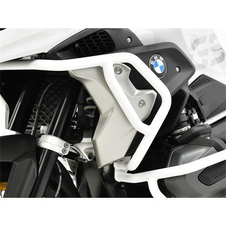 ZIEGER Sturzbügel Verkleidung BMW R 1250 GS BJ 2019-21 weiß