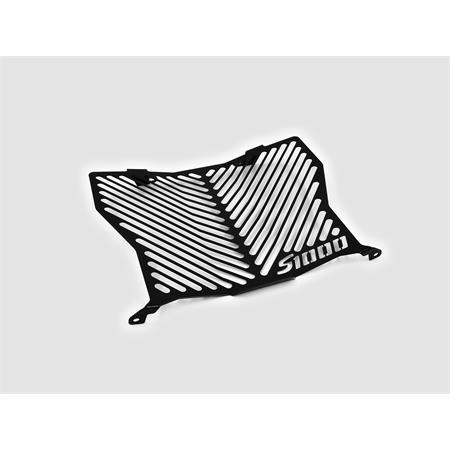 Kühlerabdeckung BMW S 1000 XR BJ 2015-19 Logo schwarz