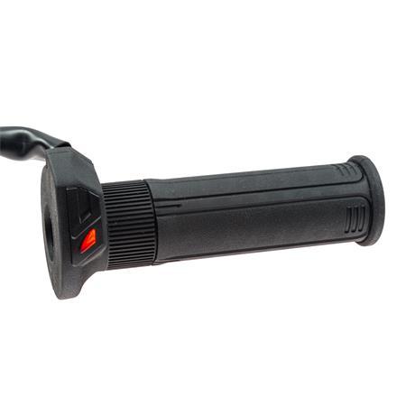 """KOSO Heizgriffe 7/8"""" + 1"""" L=120mm HG-13 mit integriertem Schalter"""