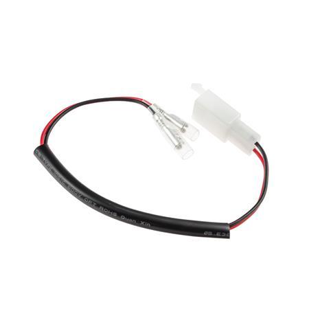 Adapterkabel für Kennzeichenleuchte Kawasaki Z800 / Z1000 / ZX-10R / Yamaha MT-125