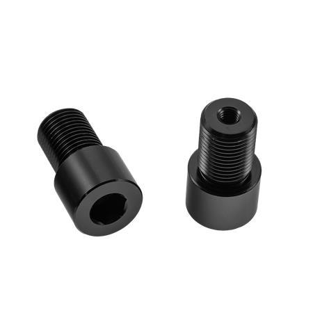 Adapter für Lenkergewicht | Paar | IØ M6 x A Ø M16 x 1,5