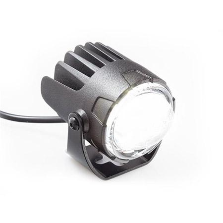LED Abblendscheinwerfer Low-Beam matt schwarz