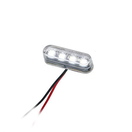 LED-Kennzeicheneinbauleuchte