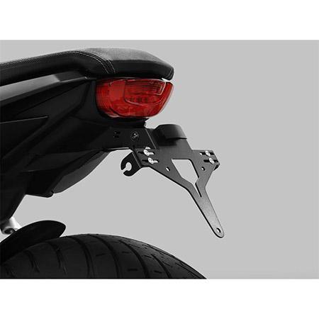 ZIEGER Kennzeichenhalter Honda CB 650 R BJ 2021-22 / CBR 650 R BJ 2021-22