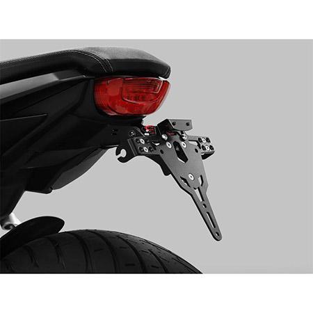 ZIEGER Pro Kennzeichenhalter Honda CB 650 R BJ 2021-22 / CBR 650 R BJ 2021-22