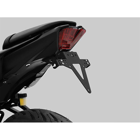 Kennzeichenhalter Yamaha MT-07 BJ 2021