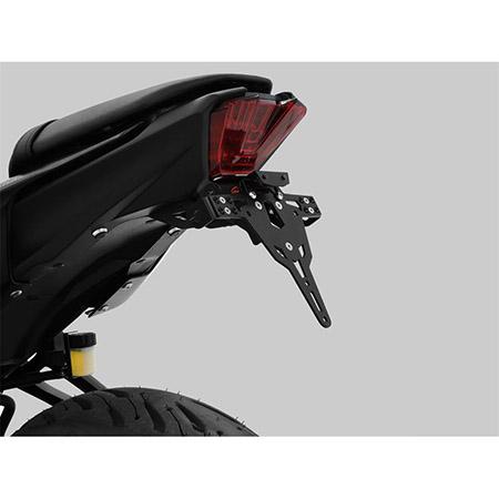 ZIEGER Pro Kennzeichenhalter Yamaha MT-07 BJ 2021
