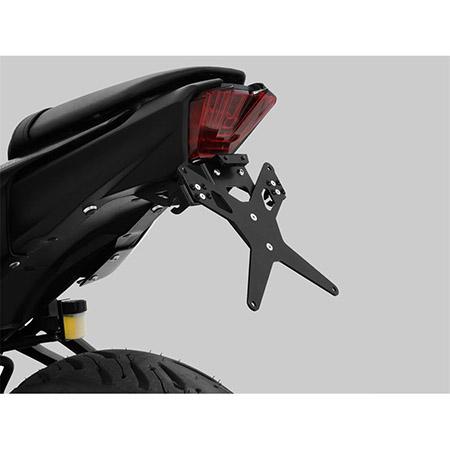 ZIEGER X-Line Kennzeichenhalter Yamaha MT-07 BJ 2021