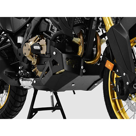 ZIEGER Motorschutz Honda CRF 1100 L Africa Twin Adventure Sports BJ 2020-21 schwarz