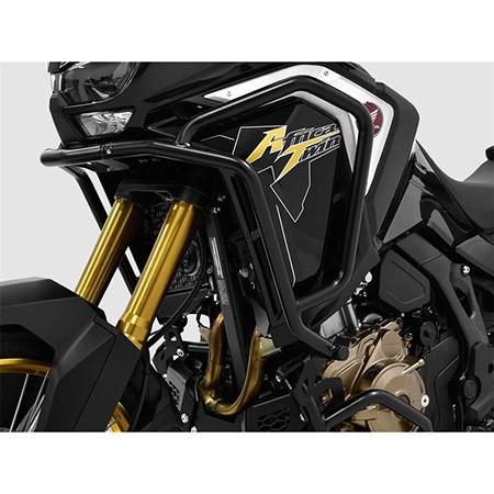 ZIEGER Sturzbügel Honda CRF 1100 L Africa Twin Adventure Sports BJ 2021-22 schwarz