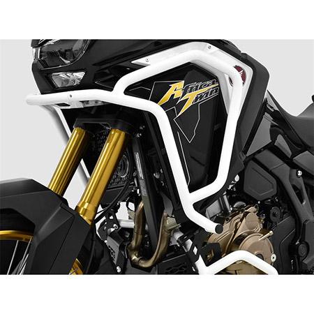 ZIEGER Sturzbügel Honda CRF 1100 L Africa Twin Adventure Sports BJ 2021-22 weiß