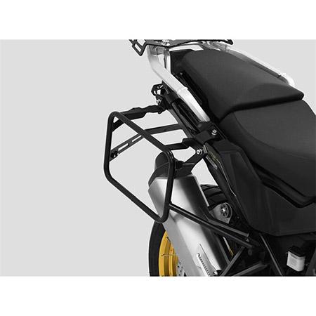 ZIEGER Kofferträgerset Honda CRF 1100 L Africa Twin Adventure Sports BJ 2020-21 schwarz