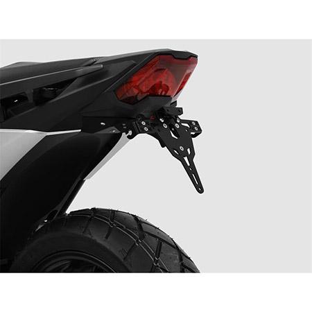 ZIEGER Pro Kennzeichenhalter Honda NC 750 X BJ 2021-22