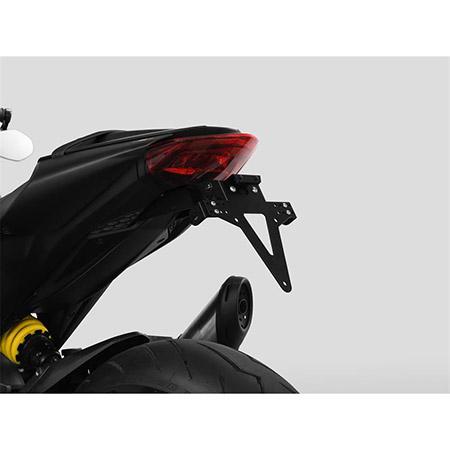Kennzeichenhalter Ducati Monster 937 BJ 2021-22 komplett