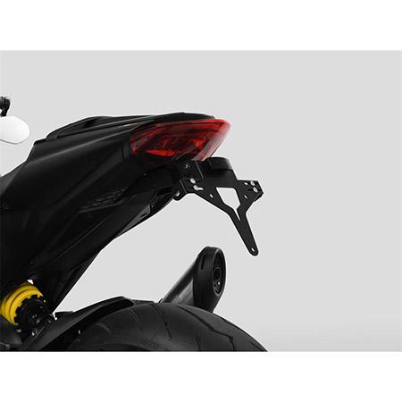 ZIEGER Kennzeichenhalter Ducati Monster 937 BJ 2021-22
