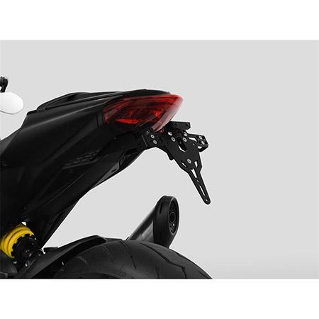 ZIEGER Pro Kennzeichenhalter Ducati Monster 937 BJ 2021-22