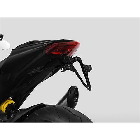 ZIEGER Basic Kennzeichenhalter Ducati Monster 937 BJ 2021-22