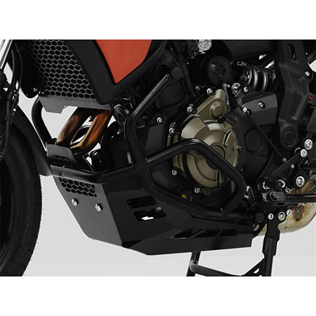 ZIEGER Sturzbügel Yamaha Tracer 7 BJ 2021-22 / Tracer 700 BJ 2021-22 schwarz