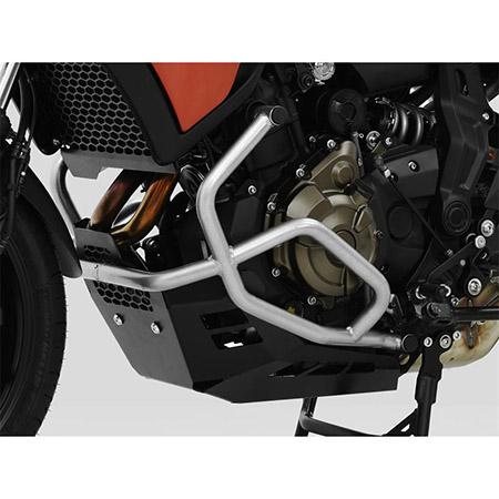 ZIEGER Sturzbügel Yamaha Tracer 7 BJ 2021-22 / Tracer 700 BJ 2021-22 silber