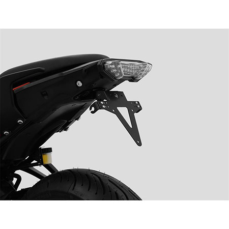 Kennzeichenhalter Yamaha Tracer 7 BJ 2021-22 / Tracer 700 BJ 2021-22