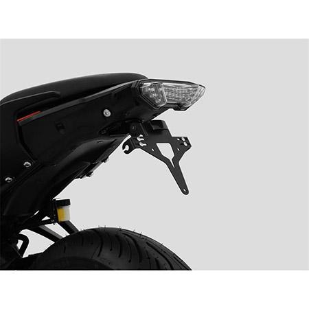 ZIEGER Kennzeichenhalter Yamaha Tracer 7 BJ 2021-22 / Tracer 700 BJ 2021-22