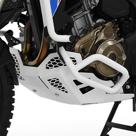 ZIEGER Sturzbügel Motor Honda CRF 1100 L Africa Twin BJ 2020-21 weiß