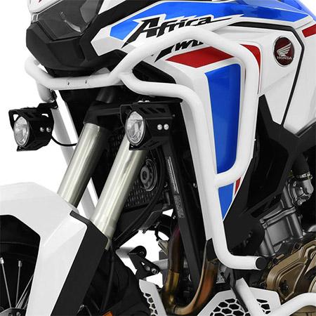 ZIEGER Sturzbügel Verkleidung Honda CRF 1100 L Africa Twin BJ 2020-21 weiß