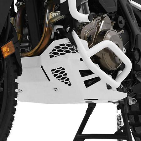 ZIEGER Motorschutz Honda CRF 1100 L Africa Twin BJ 2020-21 weiß