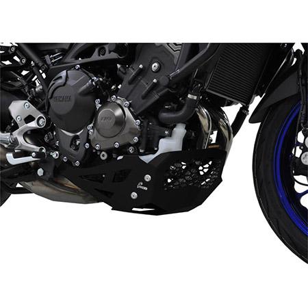Motorschutz Yamaha MT-09 Tracer BJ 2015-19 schwarz