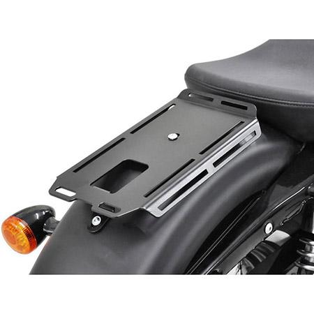 Gepäckbrücke Harley Davidson Sportster schwarz