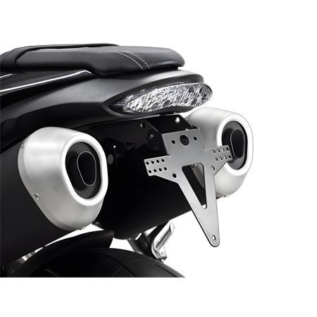 Kennzeichenhalter Triumph Speed Triple S / R / RS BJ 2016-18