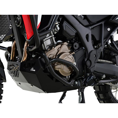 Sturzbügel Honda CRF 1000 L Africa Twin BJ 2016-18 schwarz