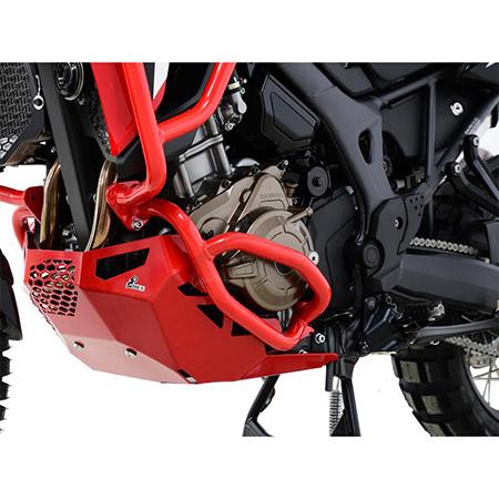 Sturzbügel Honda CRF 1000 L Africa Twin BJ 2016-18 rot