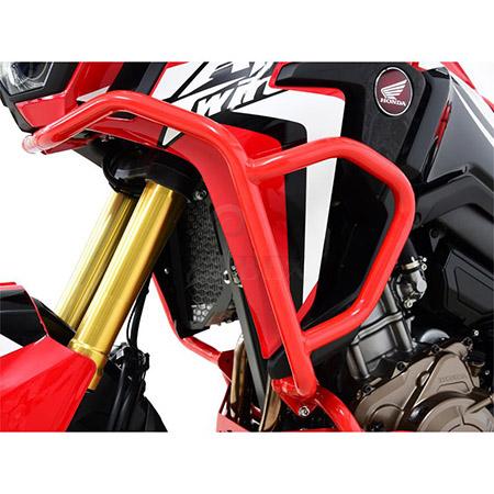 Sturzbügel Verkleidung Honda CRF 1000 L Africa Twin BJ 2016-18 rot