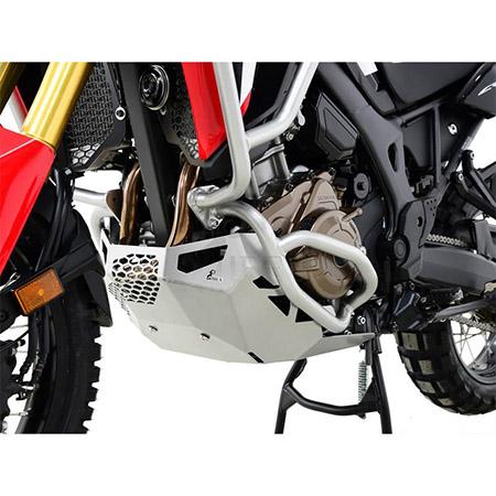 Motorschutz Honda CRF 1000 L Africa Twin BJ 2016-18 silber