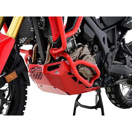 Motorschutz Honda CRF 1000 L Africa Twin BJ 2016-18 rot