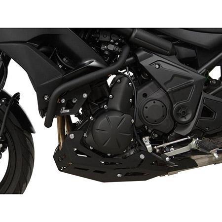 Sturzbügel Kawasaki Versys 650 BJ 2015-18 schwarz