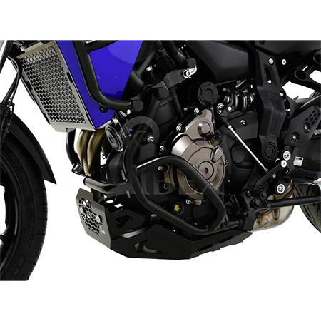 Sturzbügel Yamaha MT-07 Tracer BJ 2016-18 Black schwarz