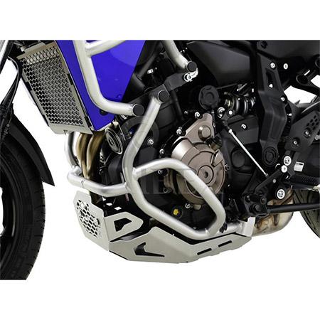 Sturzbügel Yamaha MT-07 Tracer BJ 2016- silber