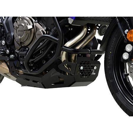 ZIEGER Motorschutz Yamaha MT-07 Tracer BJ 2016-19 schwarz