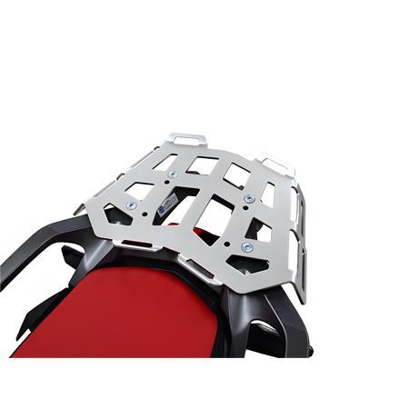 Gepäckbrücke Honda CRF 1000 L Africa Twin BJ 2016-17 silber
