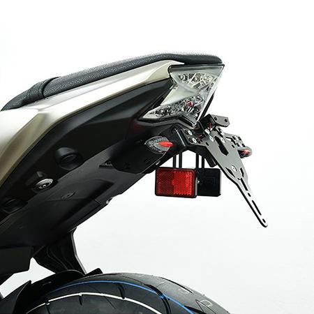 Halter-Set für Reflektor am Kennzeichenhalter M6 E4 Norm Euro 4 Paar