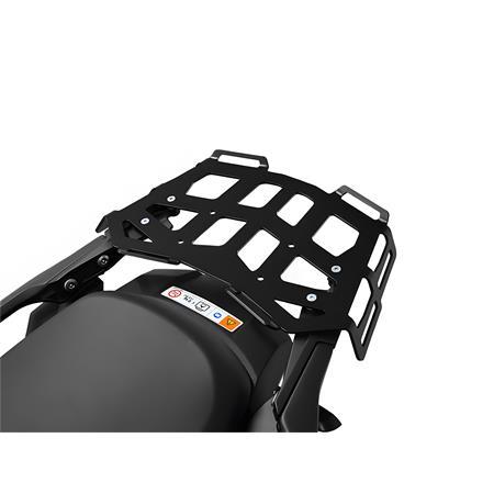 Gepäckbrücke Kawasaki Versys 1000 BJ 2017-18 schwarz