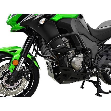 Sturzbügel Kawasaki Versys 1000 BJ 2015-18 schwarz