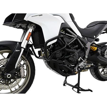ZIEGER Sturzbügel Ducati Multistrada 950 BJ 2017-21 schwarz