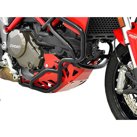 Motorschutz Ducati Multistrada 1200 BJ 2015-17 rot
