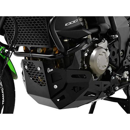 Motorschutz Kawasaki Versys 1000 BJ 2015-18 schwarz