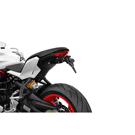 ZIEGER Pro Kennzeichenhalter Ducati Supersport / S BJ 2017-20 / Supersport 950 / S BJ 2021 Schweden